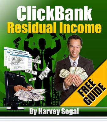 ClickBank Residual Income