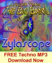 Zylascope: Free techno music downloads, trance, electronic, experimental, dance, house