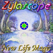 New Life Magic by Zylascope - Album cover